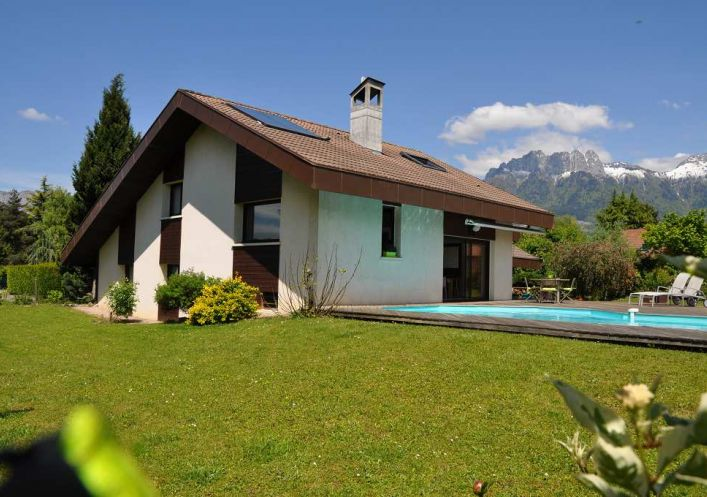 A vendre Villa Saint Jorioz | Réf 740061 - Jardin privé immobilier