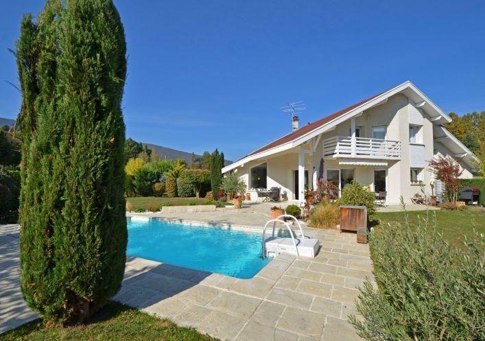 A vendre Villa Saint Jorioz | Réf 740062004 - Jardin privé immobilier