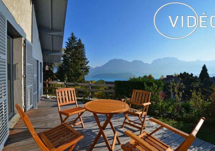 A vendre Villa Saint Jorioz | Réf 740062012 - Jardin privé immobilier