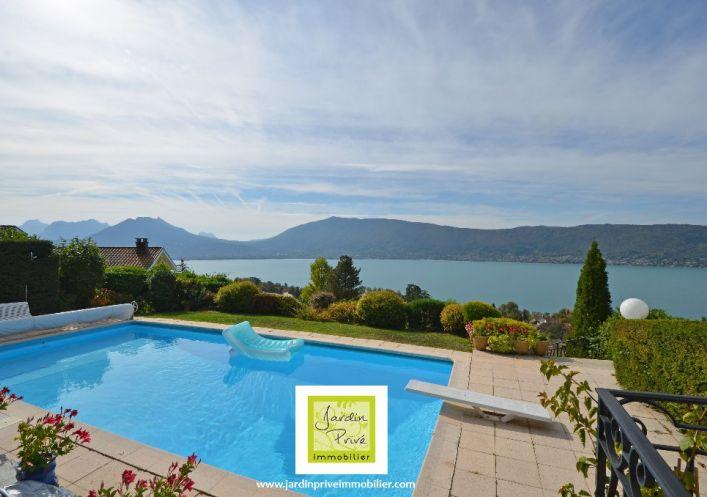 A vendre Veyrier Du Lac 740062113 Jardin privé immobilier