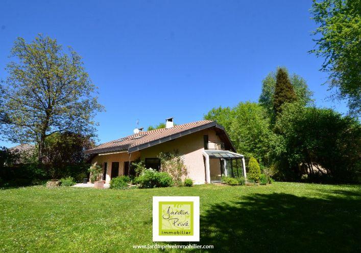 A vendre Saint Jorioz 740062147 Jardin privé immobilier