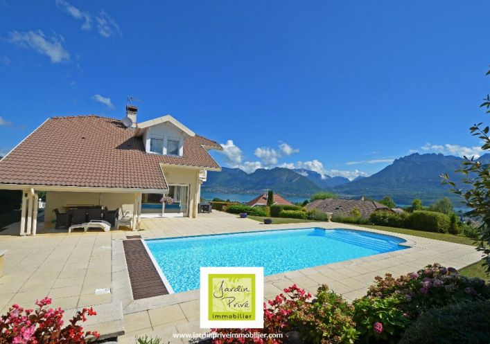 A vendre Saint Jorioz 740062176 Jardin privé immobilier