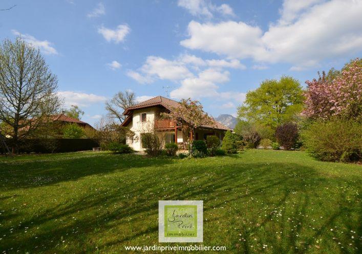 A vendre Saint Jorioz 740062177 Jardin privé immobilier