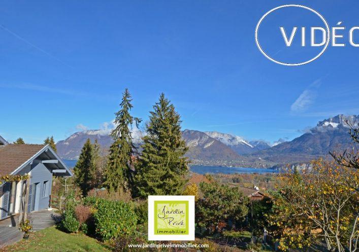 A vendre Saint Jorioz 740062183 Jardin privé immobilier