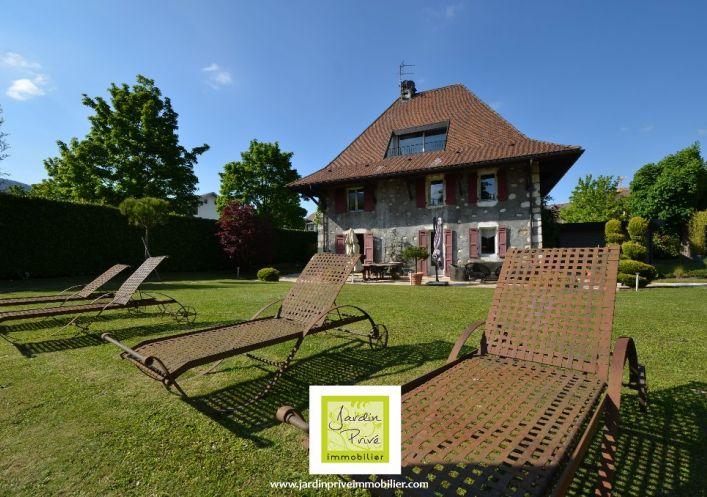 A vendre Saint Jorioz 740062238 Jardin privé immobilier