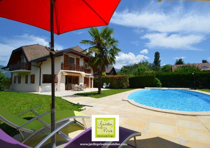 A vendre Saint Jorioz 740062251 Jardin privé immobilier