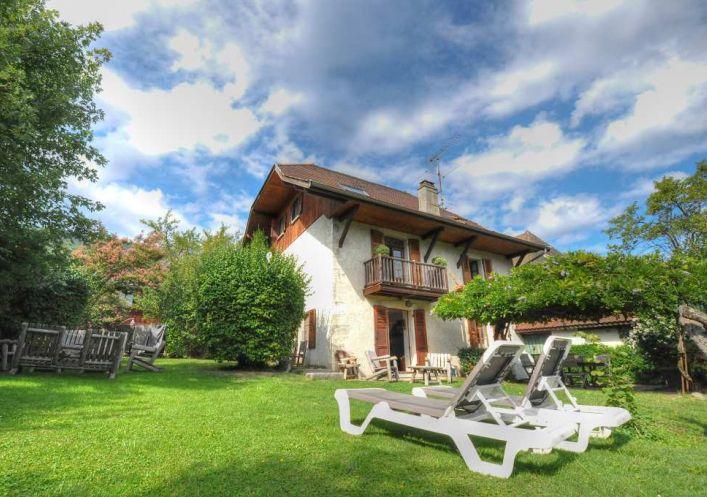 A vendre Saint Jorioz 740062257 Jardin privé immobilier
