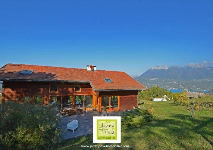 A vendre Saint Jorioz 740062312 Jardin privé immobilier