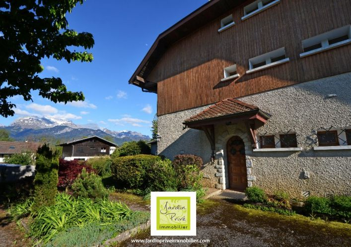 A vendre Saint Jorioz 740062328 Jardin privé immobilier