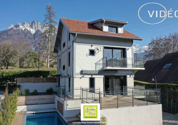 A vendre Menthon Saint Bernard 740062387 Jardin privé immobilier