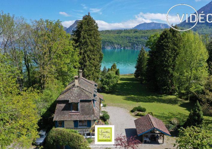 For sale Saint Jorioz 740062389 Jardin privé immobilier