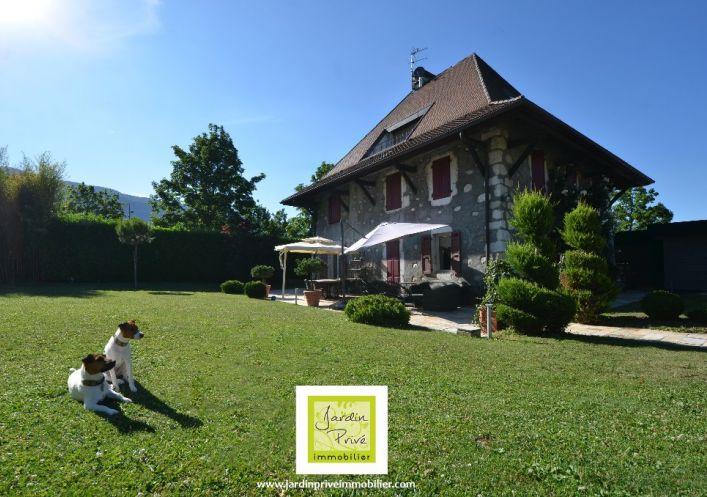 A vendre Saint Jorioz 740062413 Jardin privé immobilier