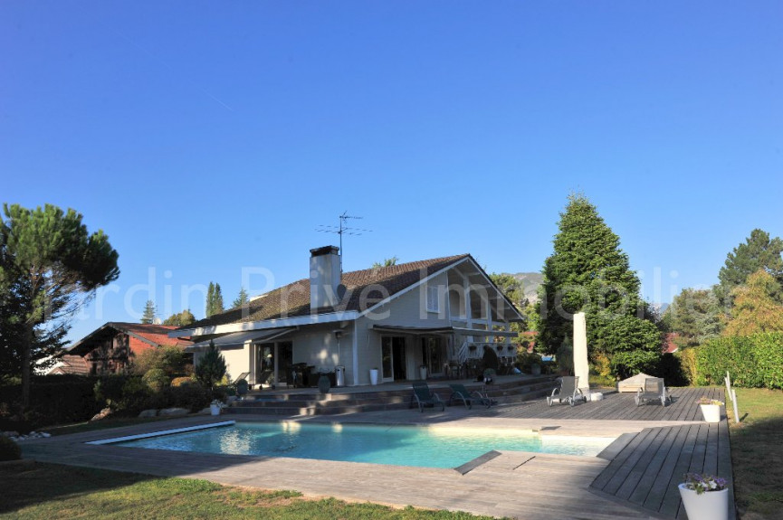 A vendre Sevrier 740062434 Jardin privé immobilier