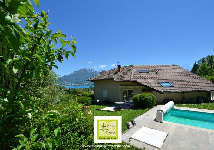 A vendre Sevrier 740062443 Jardin privé immobilier