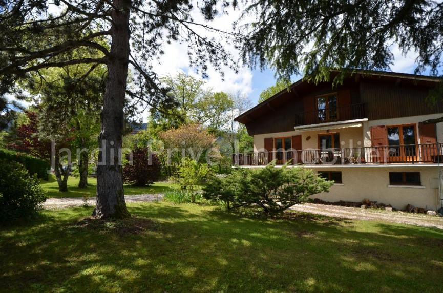 A vendre Saint Jorioz 740062451 Jardin privé immobilier