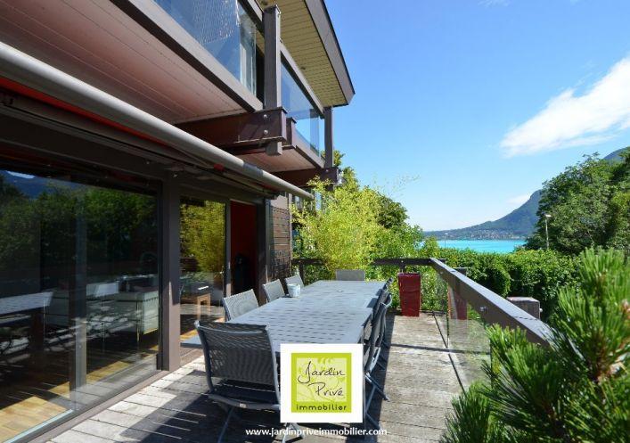 A vendre Sevrier 740062499 Jardin privé immobilier