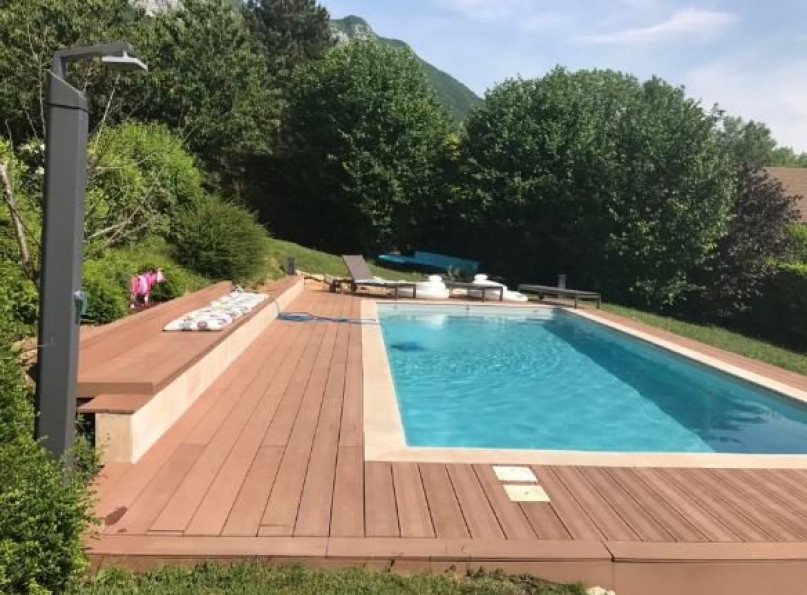 For sale Veyrier Du Lac 740062500 Jardin privé immobilier