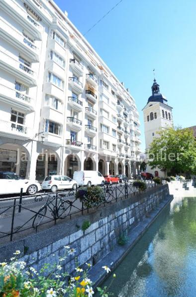 A vendre Annecy 740062505 Jardin privé immobilier