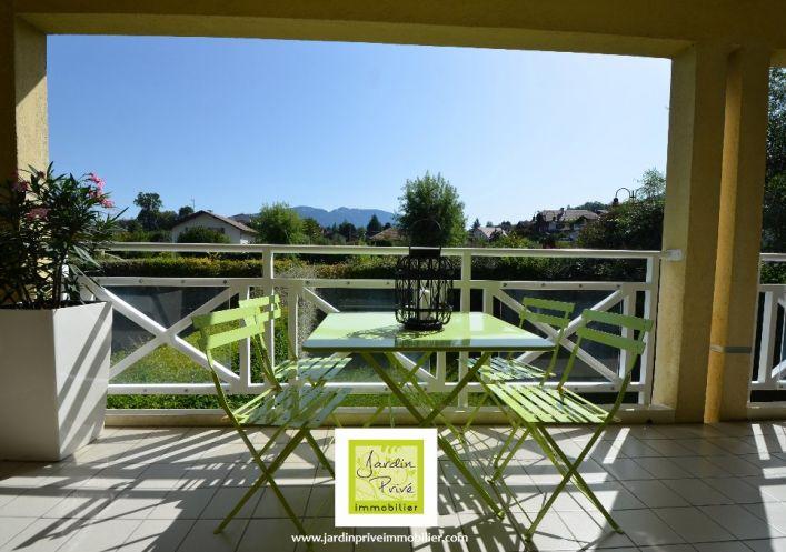 A vendre Sevrier 740062510 Jardin privé immobilier