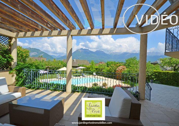 A vendre Sevrier 740062513 Jardin privé immobilier