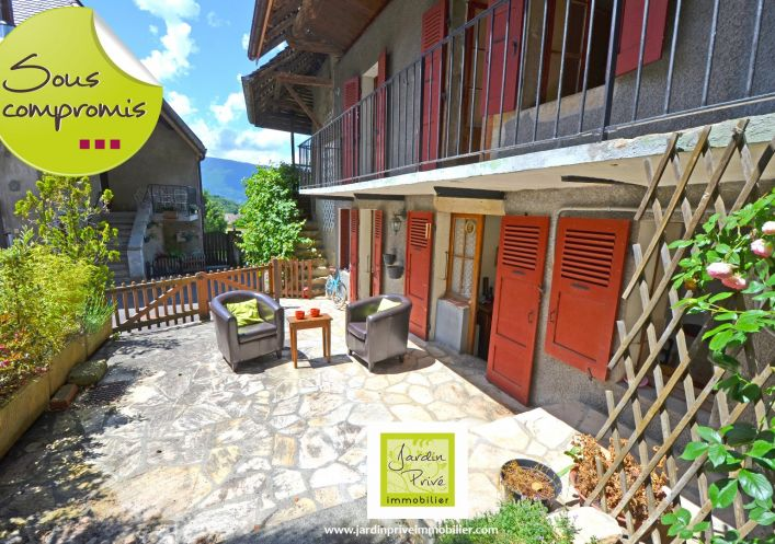 A vendre Menthon Saint Bernard 740062521 Jardin privé immobilier