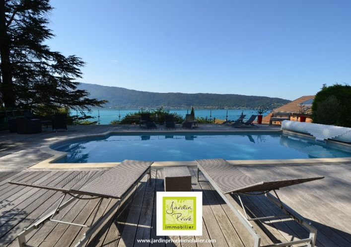 A vendre Veyrier Du Lac 740062539 Jardin privé immobilier