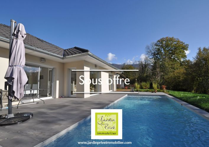 A vendre Villa Lathuile | Réf 740062568 - Jardin privé immobilier