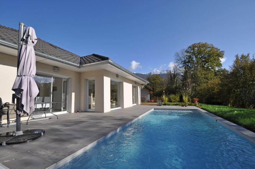 A vendre  Lathuile | Réf 740062568 - Jardin privé immobilier