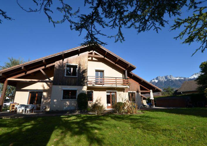 A vendre Saint Jorioz 740062586 Jardin privé immobilier