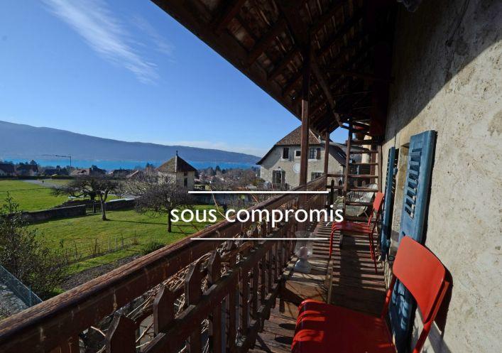 A vendre Menthon Saint Bernard 740062618 Jardin privé immobilier