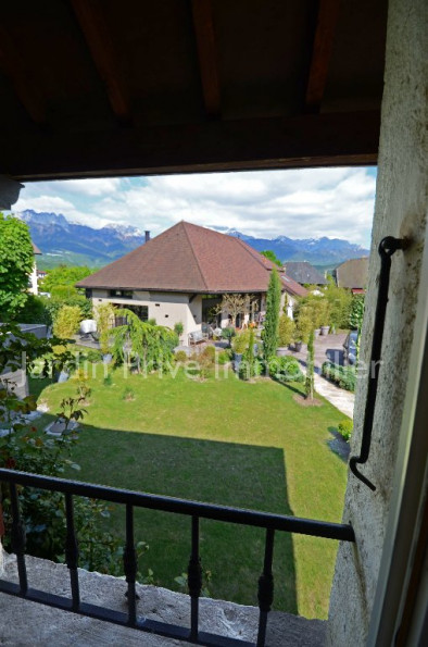 A vendre Saint Jorioz 740062621 Jardin privé immobilier