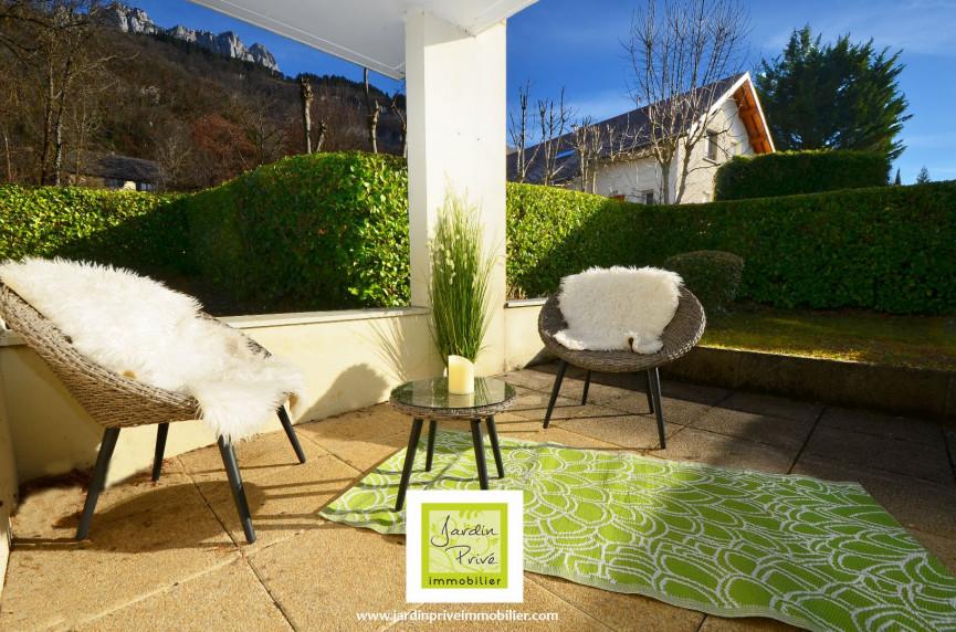 A vendre Talloires 740062647 Jardin privé immobilier