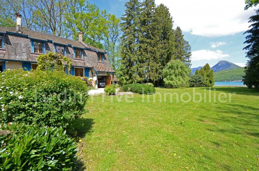 A vendre Saint Jorioz 740062654 Jardin privé immobilier