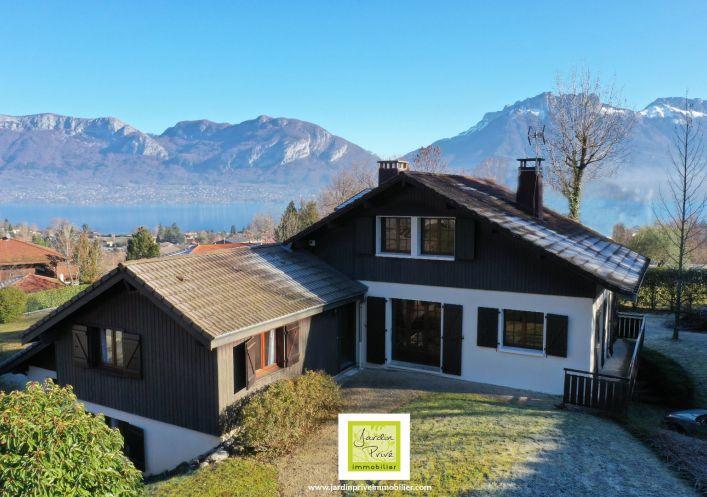 A vendre Sevrier 740062655 Jardin privé immobilier