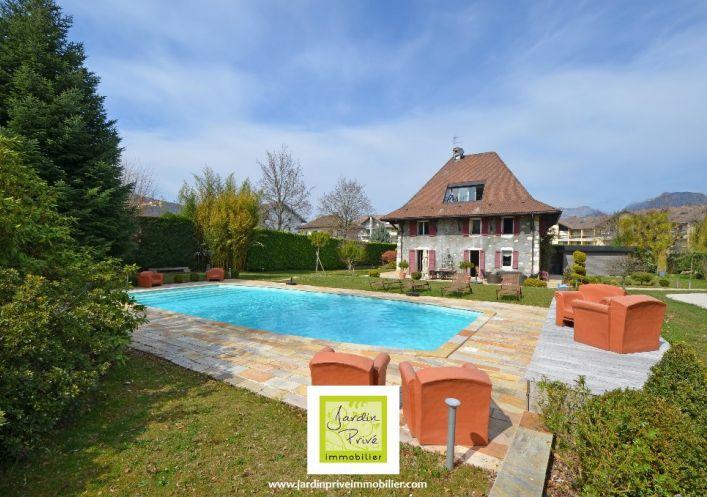 For sale Saint Jorioz 740062662 Jardin privé immobilier