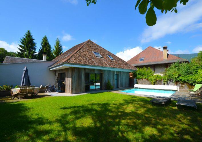 A vendre Pressoir Saint Jorioz | Réf 740062664 - Jardin privé immobilier