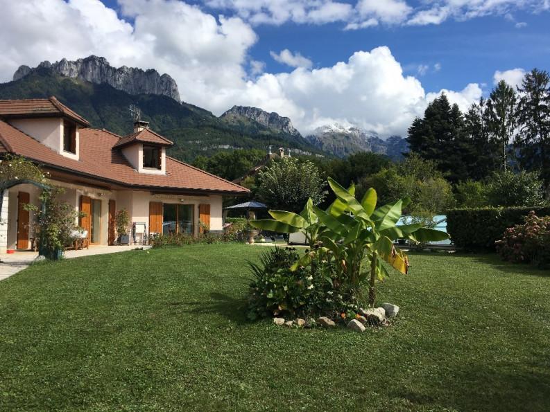 A vendre  Menthon Saint Bernard | Réf 740062669 - Jardin privé immobilier