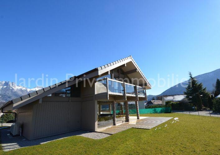 A vendre Maison Saint Jorioz | Réf 740062673 - Jardin privé immobilier