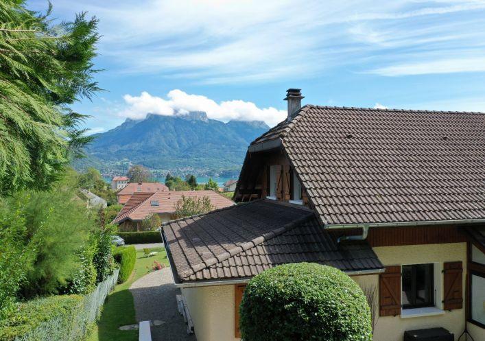 A vendre Sevrier 740062684 Jardin privé immobilier