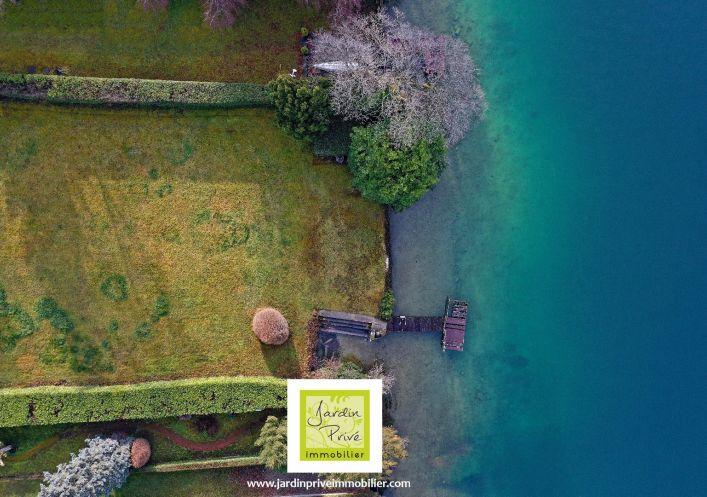 A vendre Veyrier Du Lac 740062735 Jardin privé immobilier