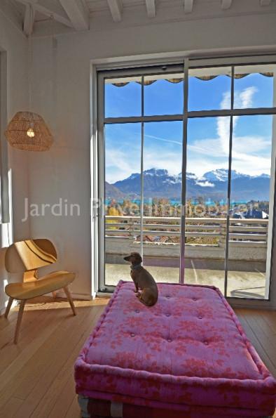 A vendre Sevrier 740062737 Jardin privé immobilier