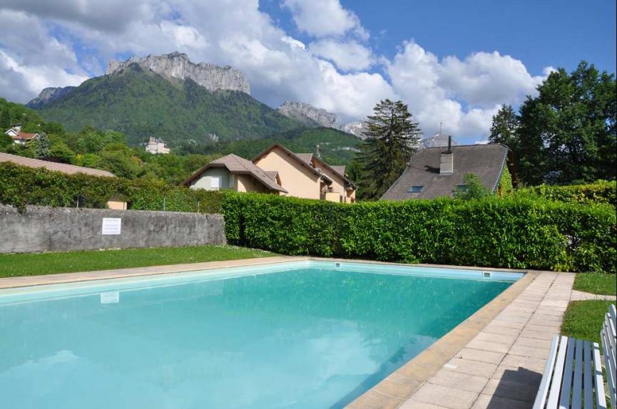 A vendre Menthon Saint Bernard 740062741 Jardin privé immobilier