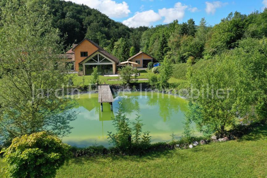 A vendre Chavanod 740062748 Jardin privé immobilier