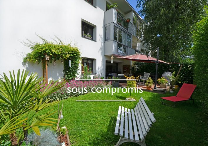 For sale Annecy 740062750 Jardin privé immobilier
