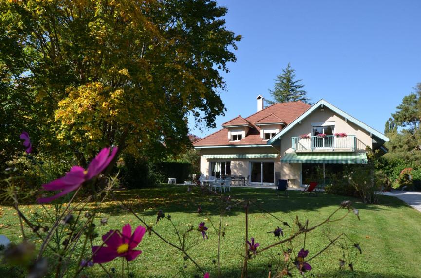 A vendre  Menthon Saint Bernard | Réf 740062763 - Jardin privé immobilier