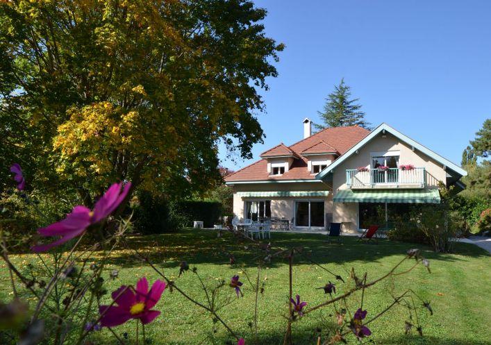 A vendre Menthon Saint Bernard 740062763 Jardin privé immobilier