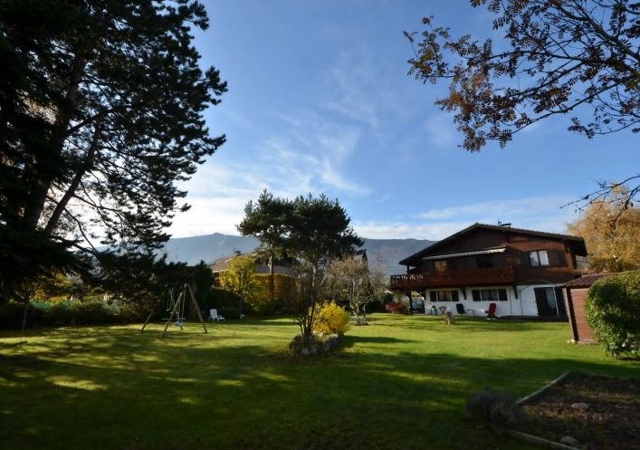 A vendre Maison Saint Jorioz | Réf 740062764 - Jardin privé immobilier