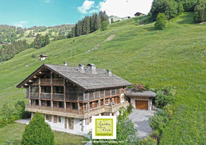 A vendre Le Grand Bornand 740062770 Jardin privé immobilier