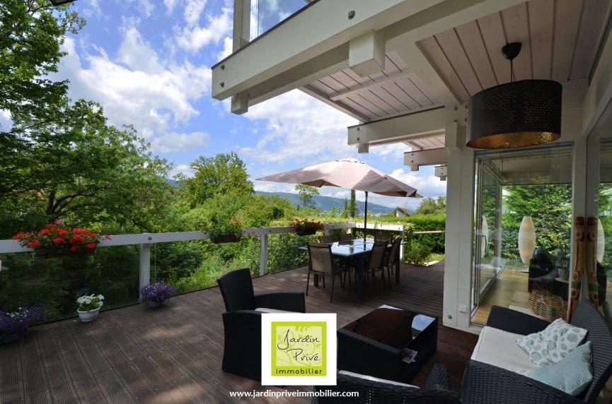 A vendre Menthon Saint Bernard 740062798 Jardin privé immobilier