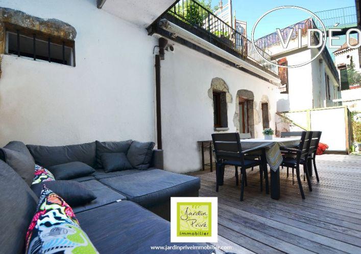 A vendre Annecy 740062802 Jardin privé immobilier